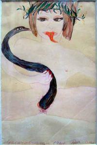 Carol Rama, 1940